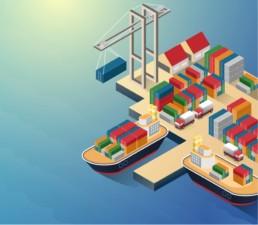 Reapprovisionnement stock Vekia supplychain